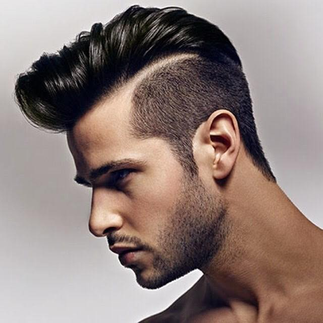 COOL HAIRCUT STYLE FOR MEN AT HAIRTECK IN INDIALANTIC
