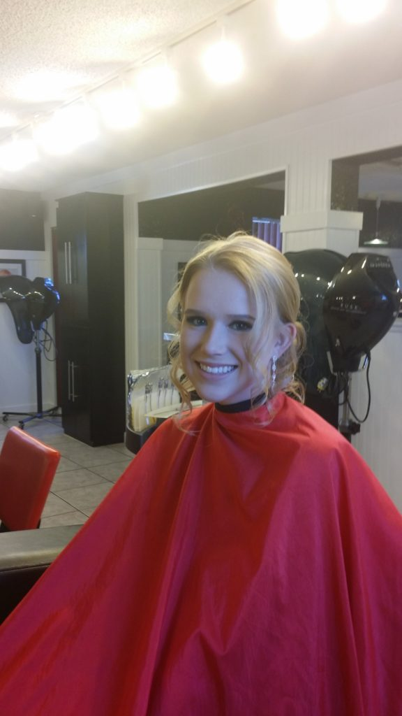 HAIR STYLING FOR PROM NIGHT AT HAIRTECK INDIALANTIC